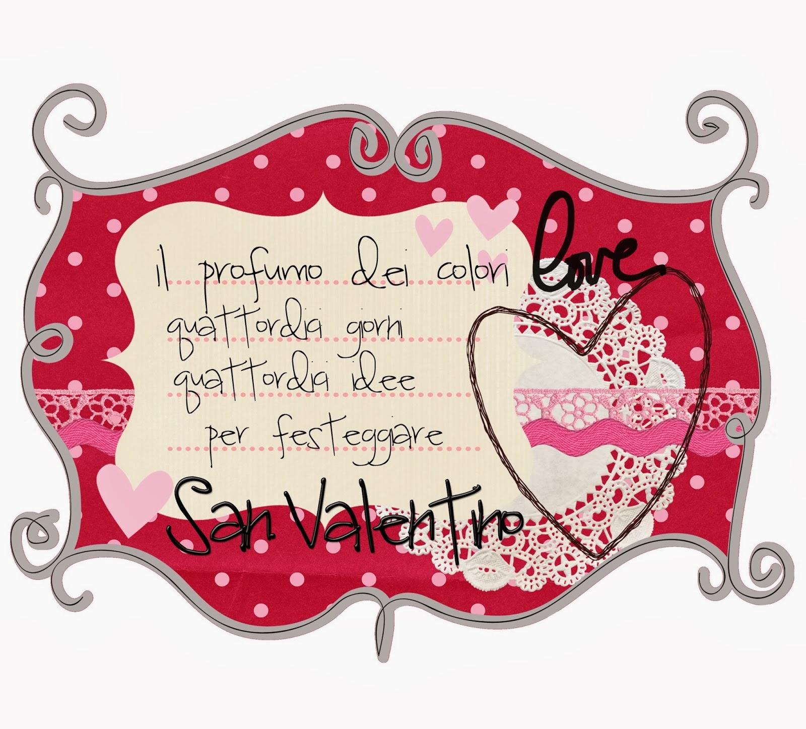 San Valentino a modo mio
