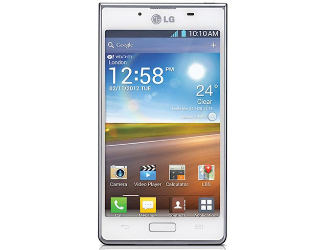 LG OPTIMUS L7 Android Smartphone New Images, Features Photos and Pictures 1