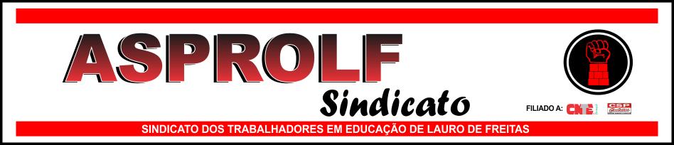 ASPROLF Sindicato dos Trabalhadores em Educação no Município de Lauro de Freitas