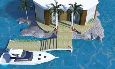 Yacht Puzzle Escape