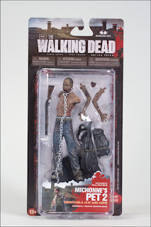 McFarlane Toys The Walking Dead Michonne's Pet 2 figure