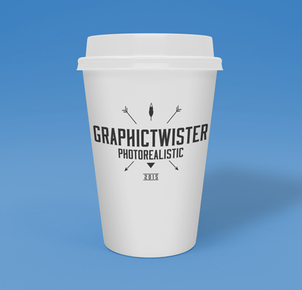 Download Coffee Mug Mockup PSD Terbaru Gratis - PSD Photorealistic Coffee Cup Mockup