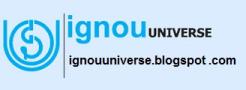 IGNOU Universe