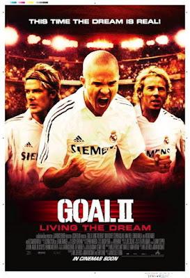 Goal II Living the Dream 2007 Dual Audio DVDRip 300mb
