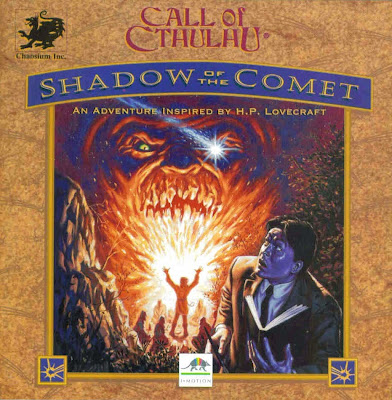 Press Start - Call of Cthulhu: Shadow of the Comet