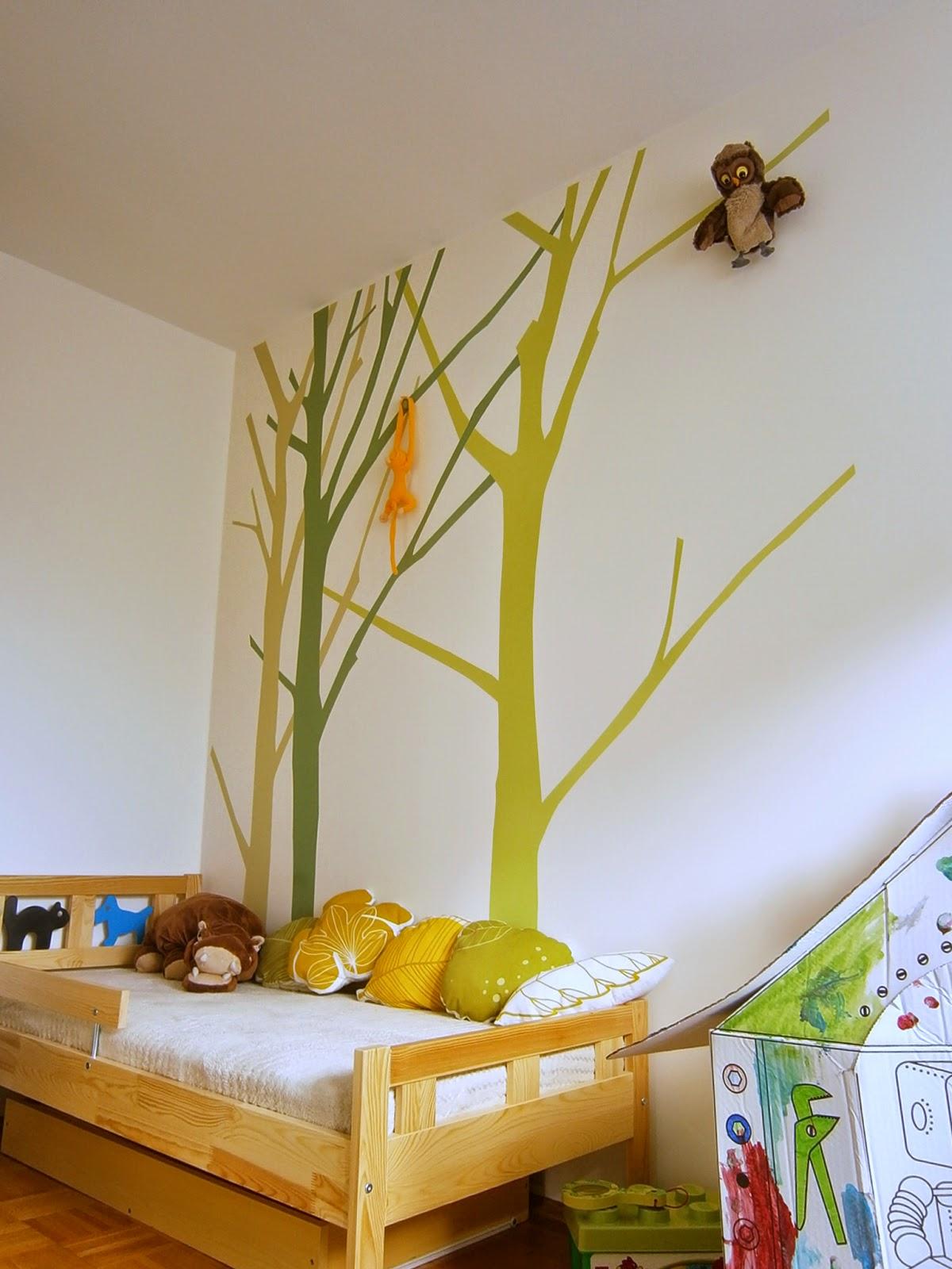 pokój dla dziecka - dekoracje