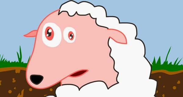 """""""En la mente de una oveja"""" de Pliski"""