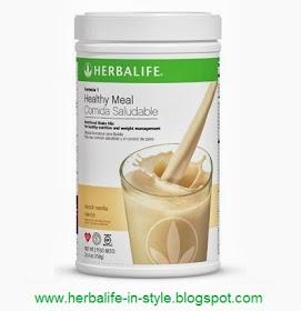 O shake da Herbalife