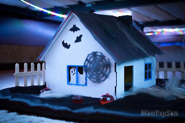 Наш домашний Хэллоуин
