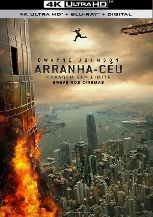 Torrent Filme Arranha-Céu - Coragem Sem Limite  4K Legendado 2018  4K Bluray UHD Ultra HD completo