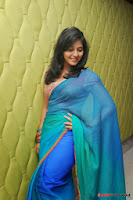 actress anjali hot saree photos at masala telugu movie audio launch+(11) Anjali Saree Photos at Masala Audio Launch