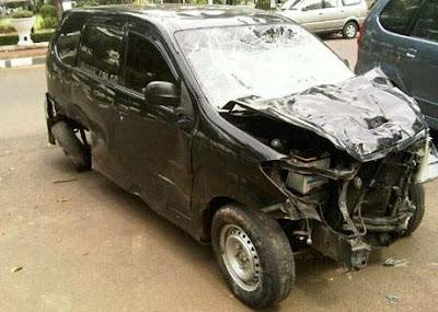 Kronologi dan Foto Kecelakaan Xenia yang Tewaskan 9 Orang di Tugu Tani
