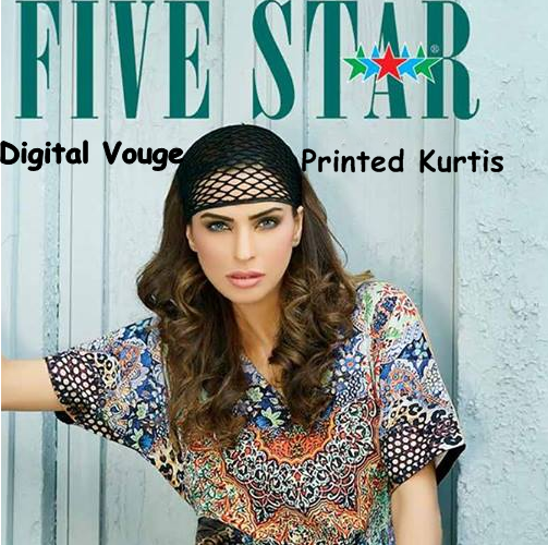 FiveStar Digital Vogue Kurtis