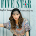 Five Star Digital Vogue Printed Kurtis 2014-15 | FiveStar Single Piece Collection