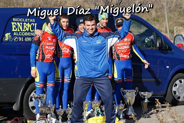 """Miguel Díaz """"Miguelón"""""""