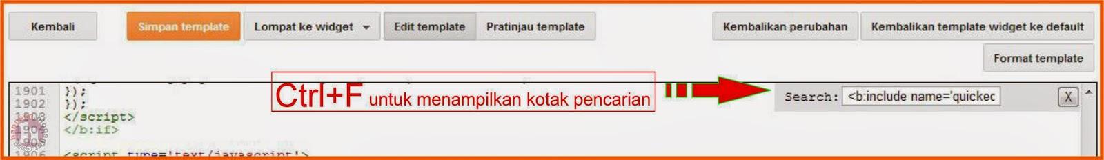 Cara menghapus quickedit blogspot,menghilangkan ikon obeng tang,