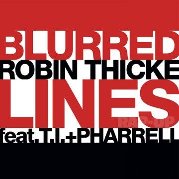 Robin Thicke - Blurred Lines Lyrics (ft. T.I. & Pharrell ...