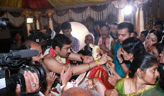 Sneha and Prasanna Marriage Function Photos