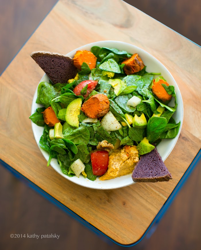 go-to salad recipe