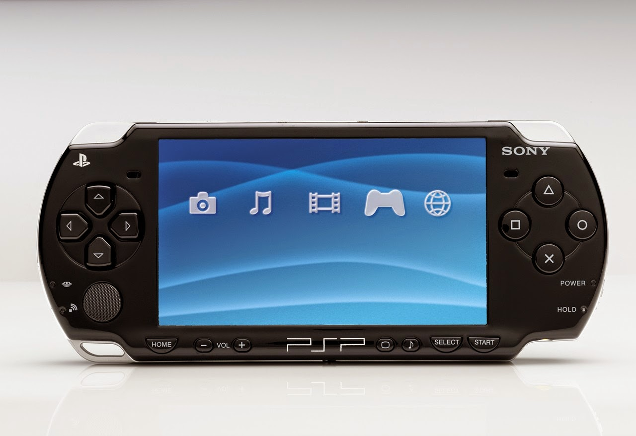 Foto Sony PSP 2014 Daftar Harga Terbaru PSP Indonesia