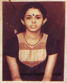 malayalam poet Nandhitha