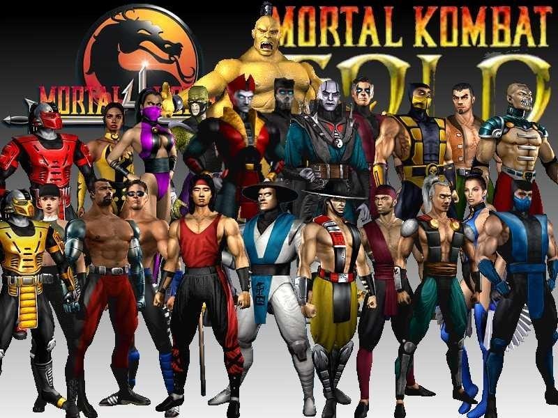 Download Mortal Kombat 4 Portable For PC Free Full Version