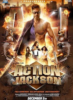 Action Jackso (2014) Movie Poster