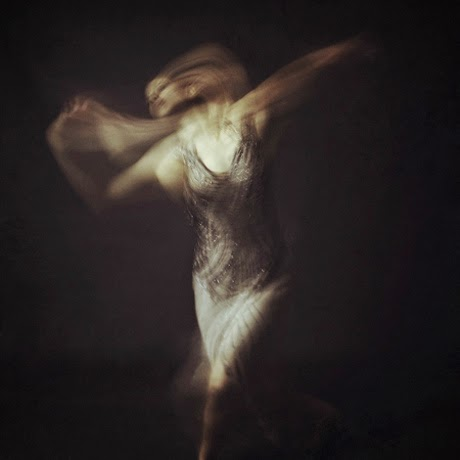 photographie joséphine cardin photo danseuse exposition longue double exposition autoportrait