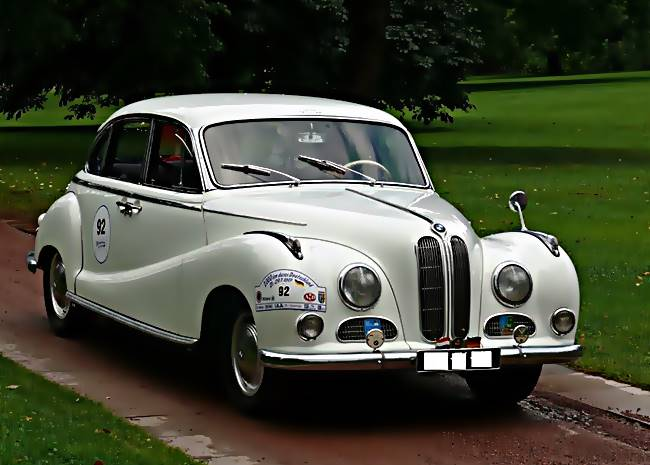 BMW Classic 501 and 502 Review