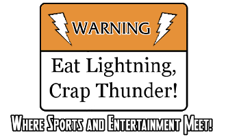 Eat Lightning, Crap Thunder