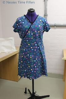 Kibadoo Wrap Dress