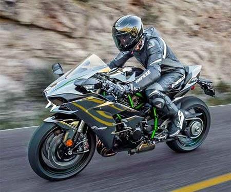 ninja h2 motor tercepat dunia