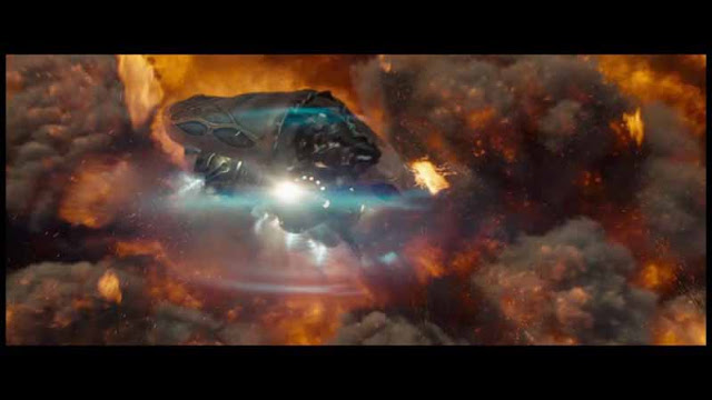 man of steel kryptonian spaceship