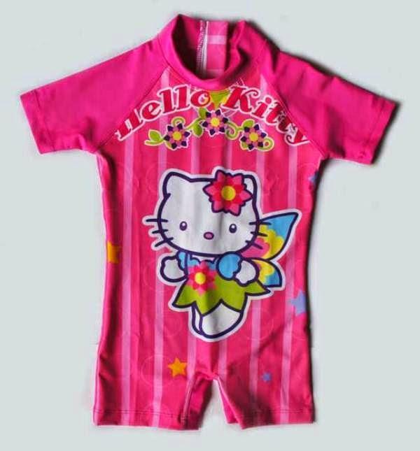 Gambar baju renang untuk buah hati tersayang warna pink