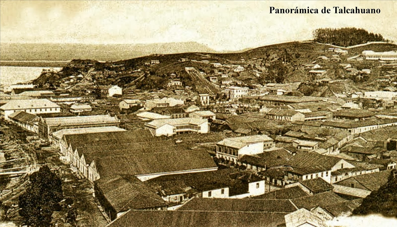 Talcahuano y Penco