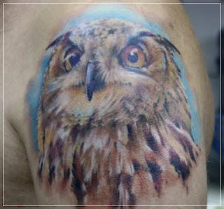 Designs Owl Tattoo