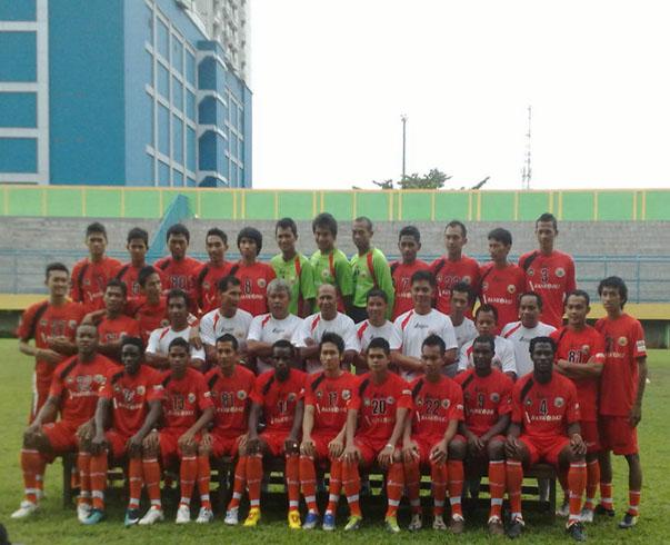 Skuad Persija 2010/2011 - Forza★Persija