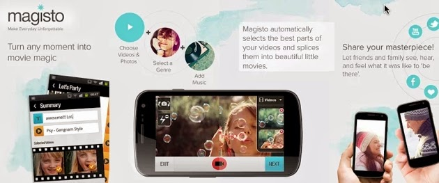 Magisto Video Editor apk