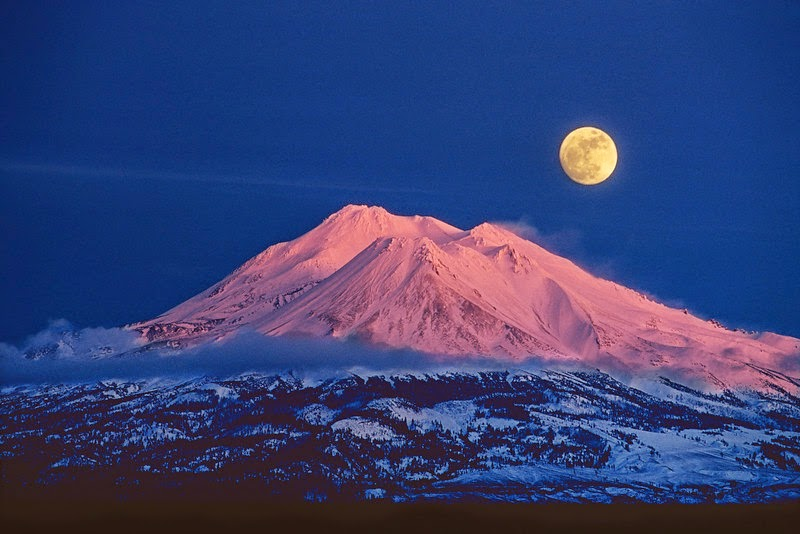 Mount Shasta Experiences