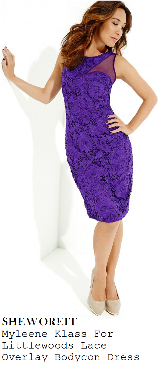 myleene-klass-purple-floral-lace-sleeveless-bodycon-dress-cadburys