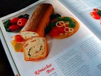 Rezept: Gefülltes Römisches Brot / recipe: Stuffed Roman Bread | http://panpancrafts.blogspot.de/