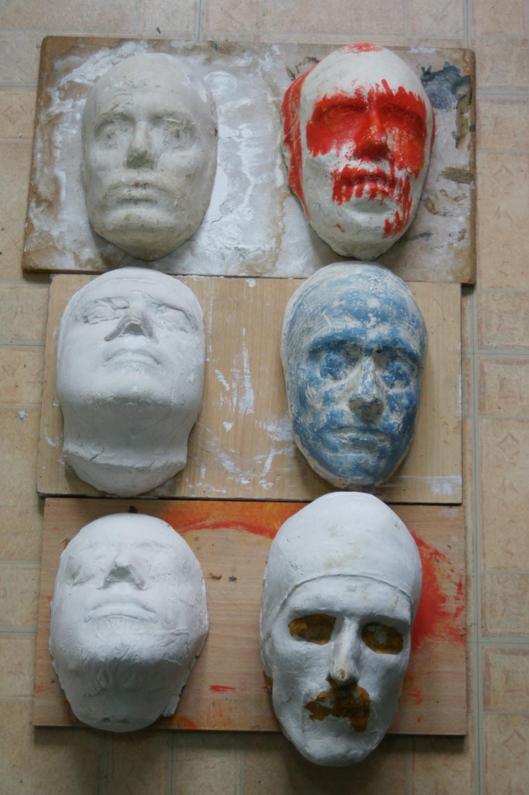 Atelier du Masque en Mousse de Latex Création de masque en Mousse