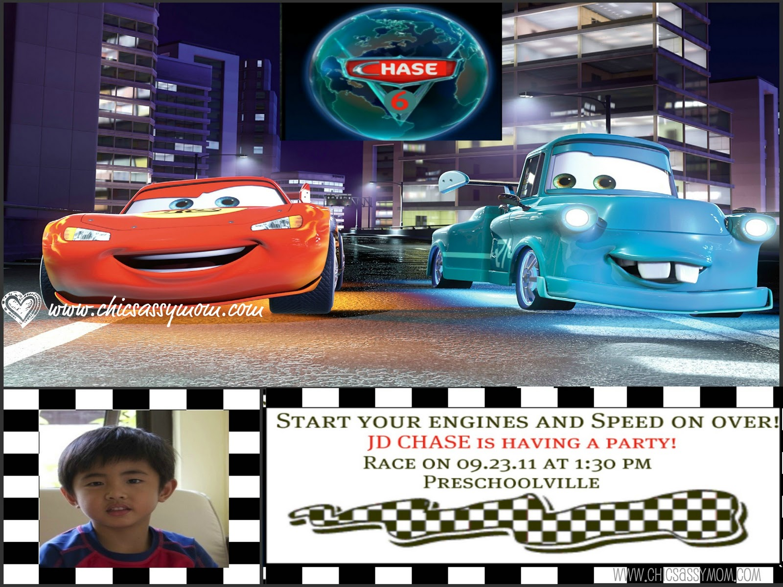 cars 2 birthday invitation template disney cars lightning mcqueen invitation template disney cars 2 theme school birthday party