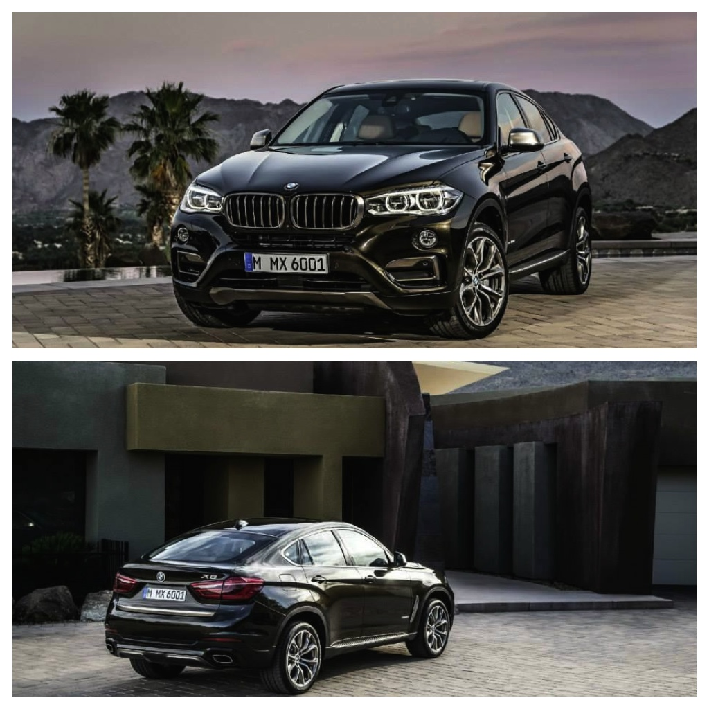 Bmw X6 S: New BMW X6 Photos - Cars & Life