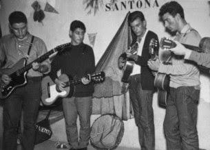 Santiago Fuente, Jose Luis Calvo, Tomas Bonet, Rogelio Royo