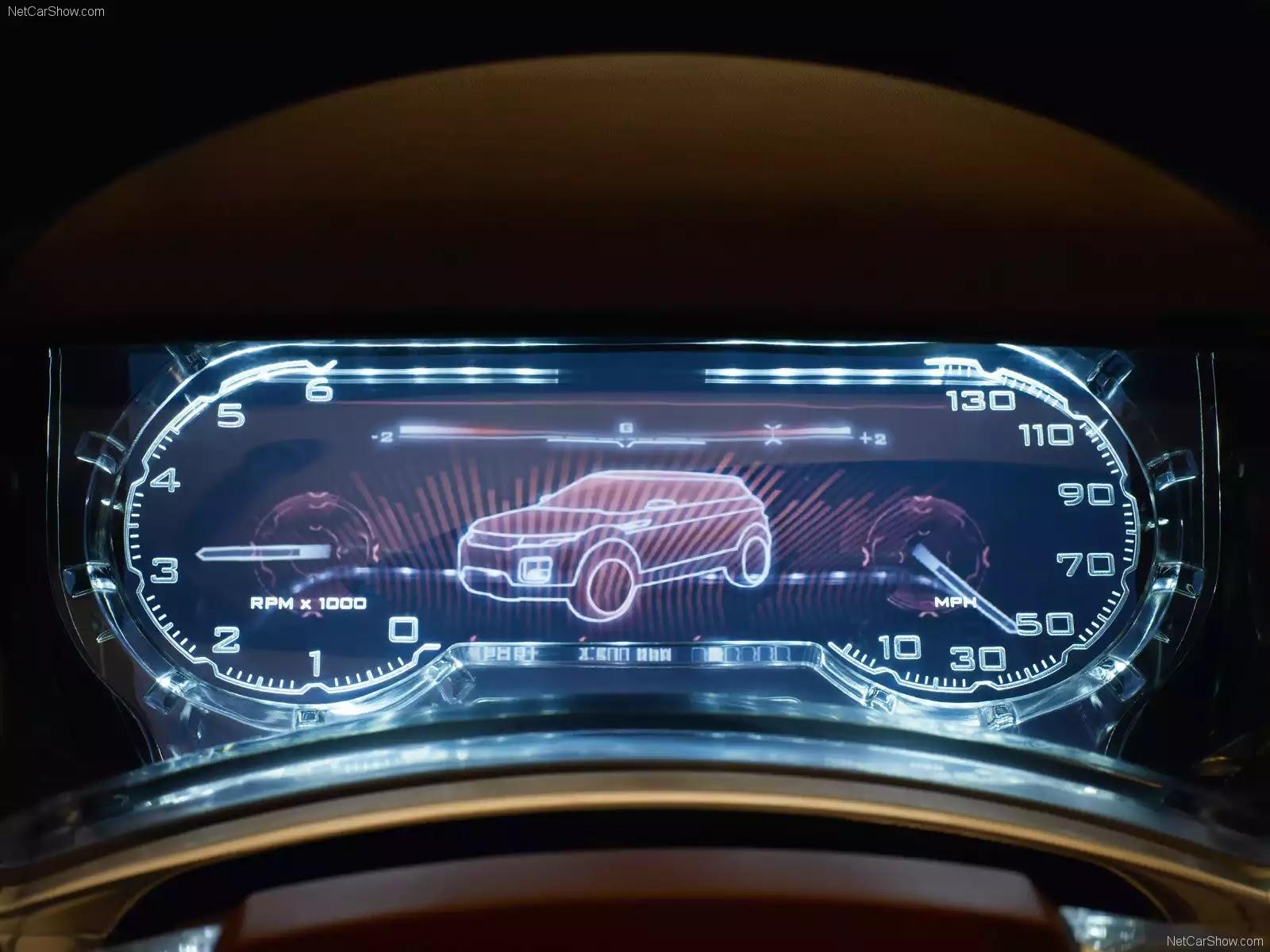 Hình ảnh xe ô tô Land Rover LRX Concept 2008 & nội ngoại thất