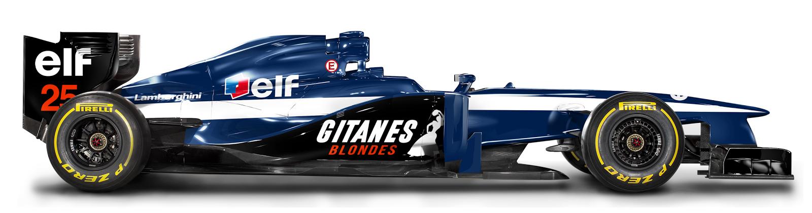 Retro F1 - Ligier 1991 | De Bastiani Design