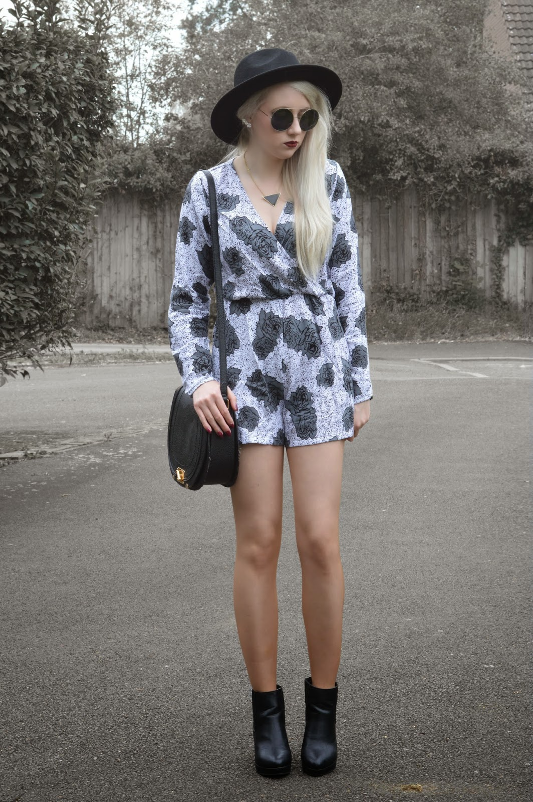 Sammi Jackson - Motel Rocks AW14 Collection