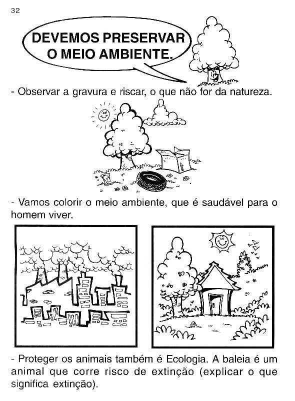 educa u00e7 u00e3o ambiental  atividades na semana do meio ambiente