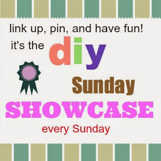 DIY Sunday Showcase Link Party | VMG206